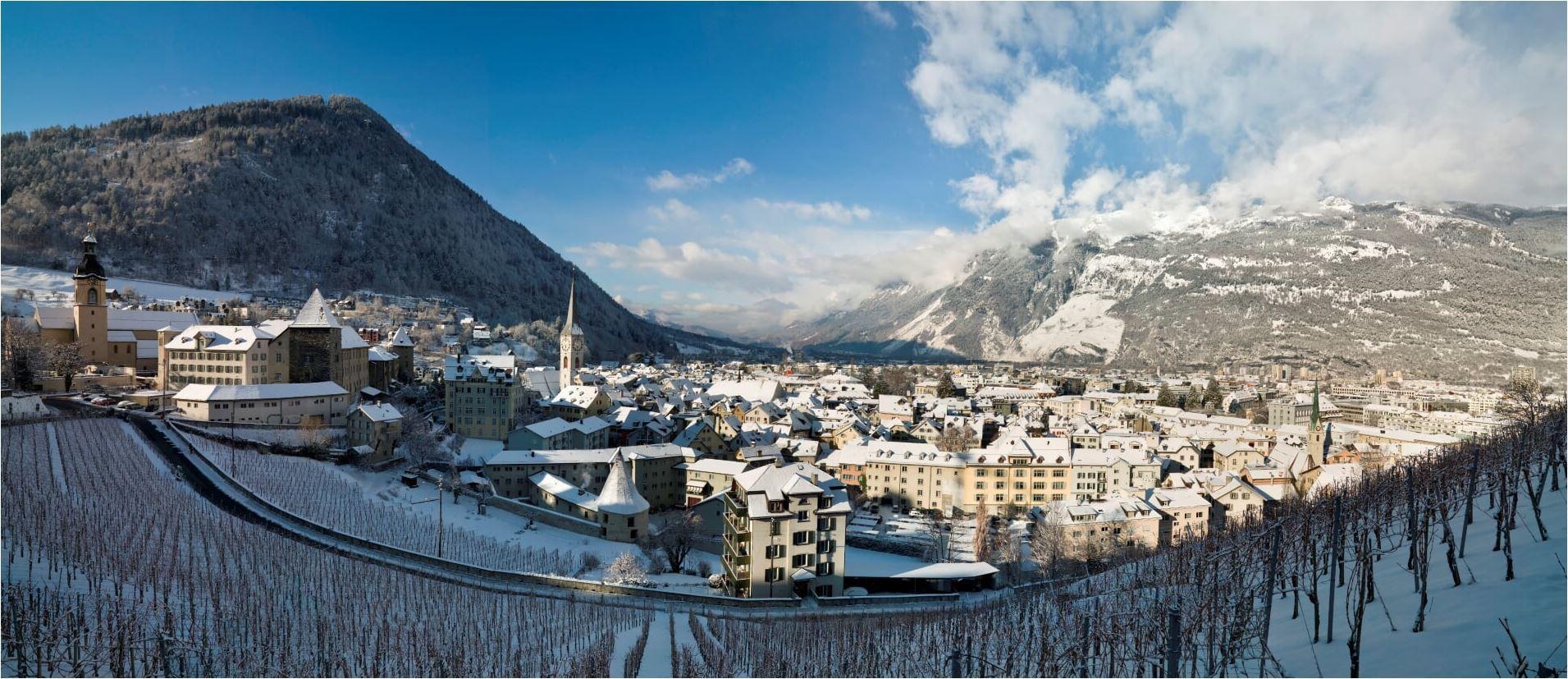 älteste stadt der schweiz