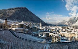 älteste Stadt der Schweiz?
